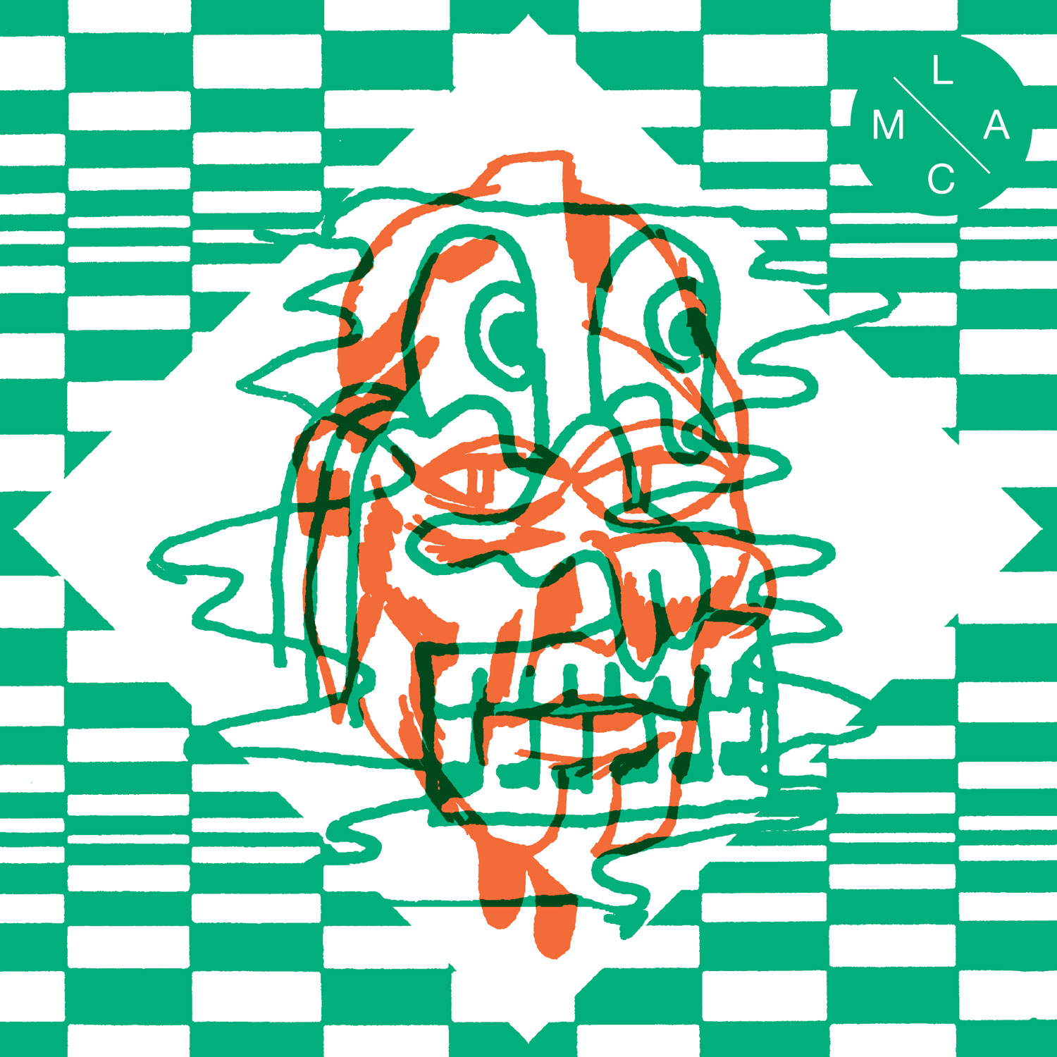 fc043 lamc17cover Damaged Bug shares funky, unhinged Rubber Lips — listen