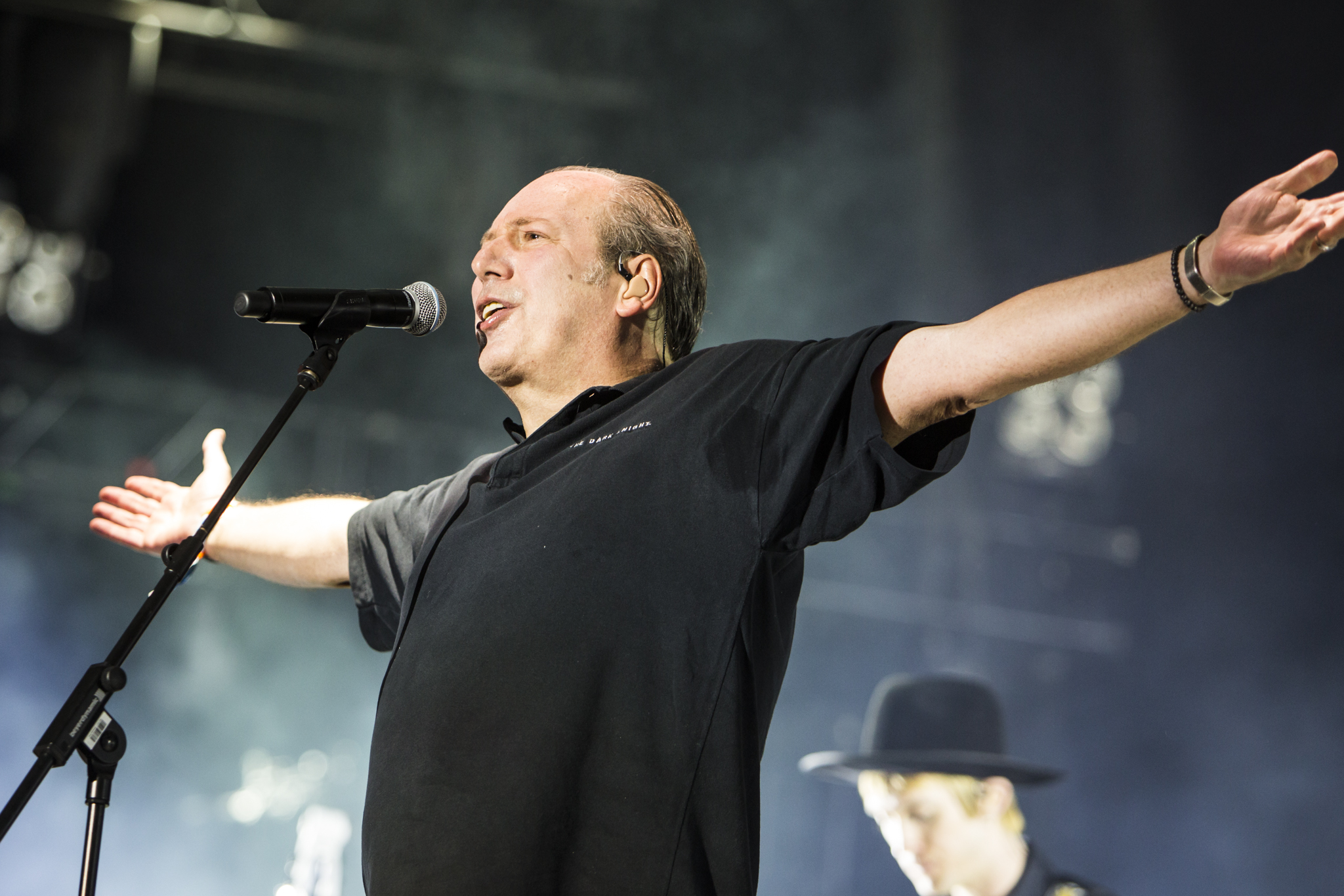 Hans Zimmer, Live, Performing, Hands Outstretched, Philip Cosores
