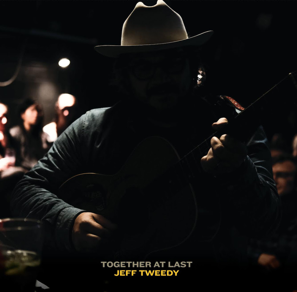 jeff tweedy solo album together at last Jeff Tweedy announces solo acoustic album, shares new version of Laminated Cat    listen