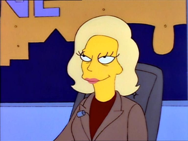joyce brothers The Simpsons Top 30 Episodes