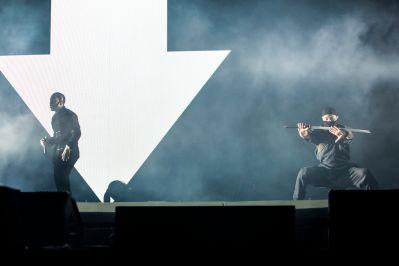 Kendrick Lamar // Photo by Philip Cosores