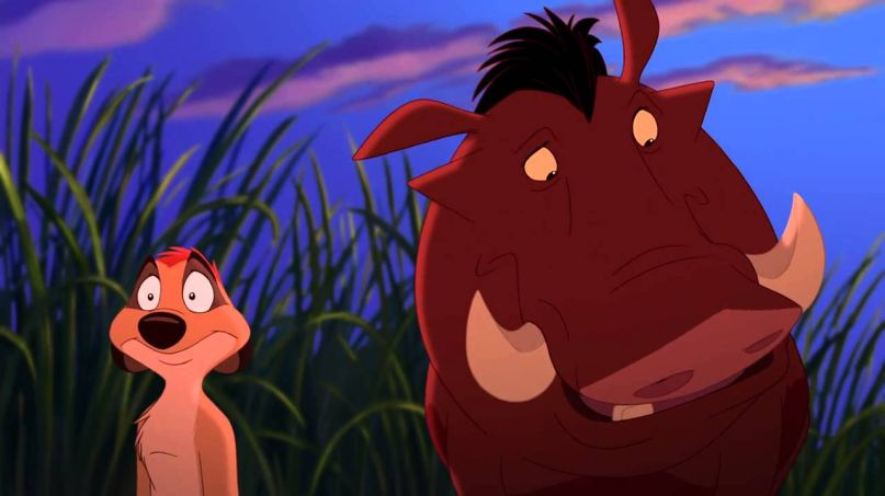 The New Lion King May Have Its Timon And Pumbaa In Billy