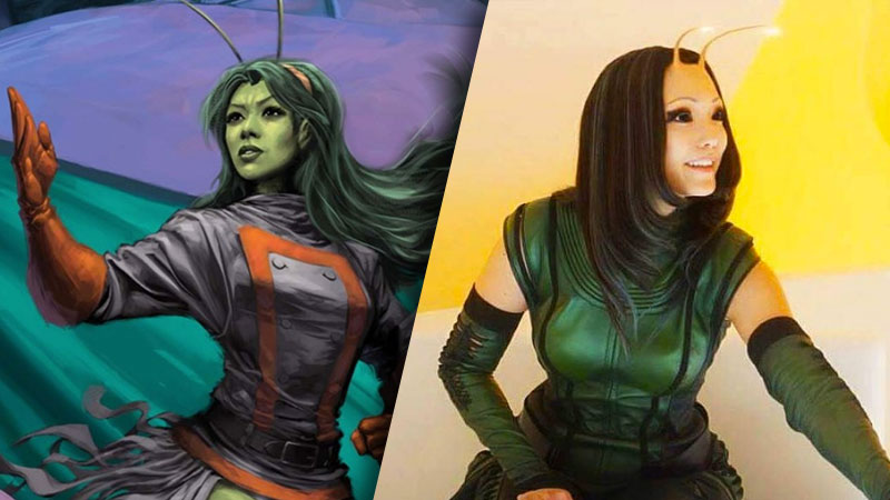 mantis A Guide to Guardians of the Galaxy Vol. 2s New Characters