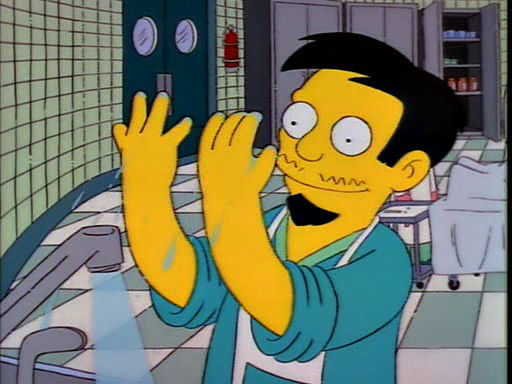 nick riviera bypass The Simpsons Top 30 Episodes