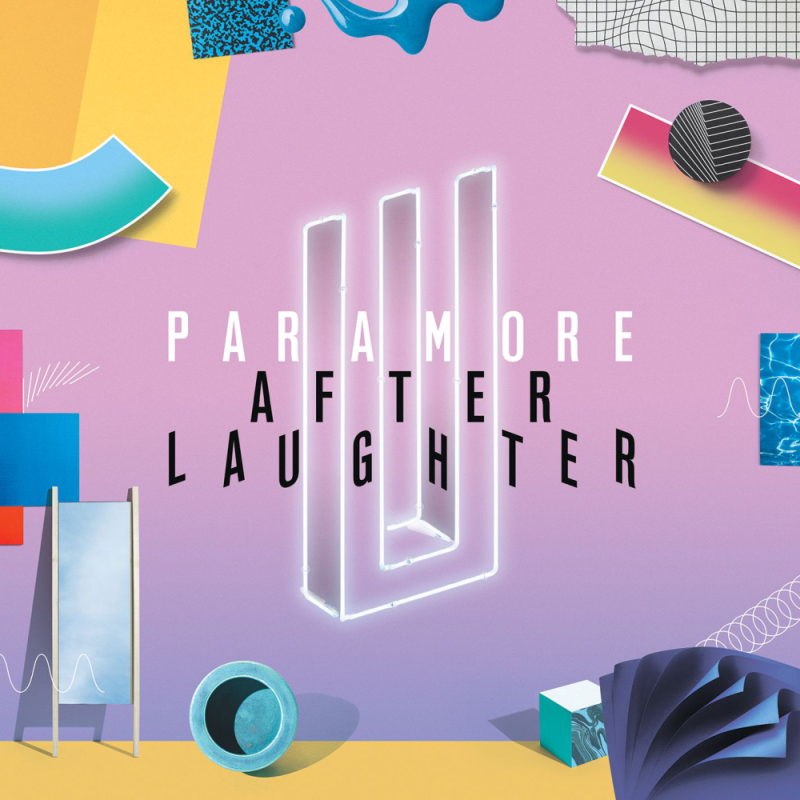 paramore after laughter album artwork Paramore announce new album, After Laughter, share video for buoyant single Hard Times     watch