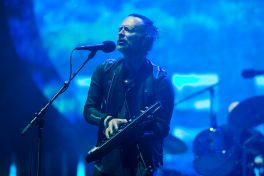 Radiohead // Photo by Philip Cosores