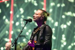 Radiohead, photo by Philip Cosores