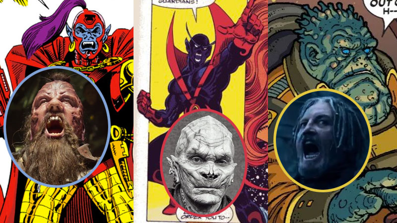 ravagers A Guide to Guardians of the Galaxy Vol. 2s New Characters