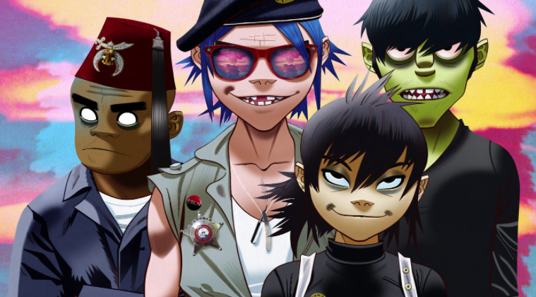 CoS Readers' Poll Results: Favorite Gorillaz Songs