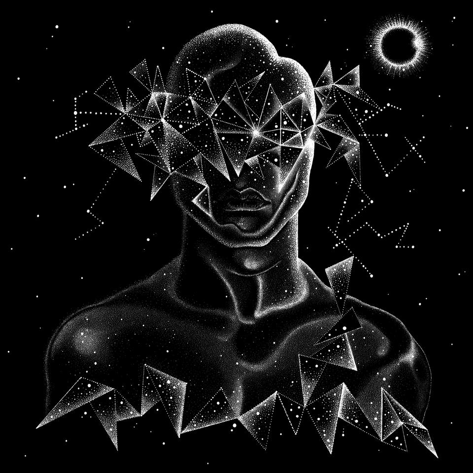 shabazzpalaces quazarzgangsterstar 3600x3600 300 Stream: Shabazz Palaces new albums Quazarz: Born on a Gangster Star + Quazarz vs. The Jealous Machines