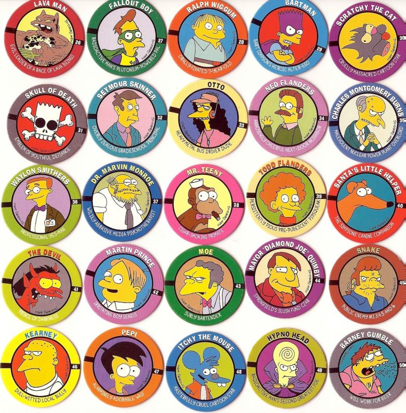 The 10 Greatest Pieces of Simpsons Merchandise | Consequence