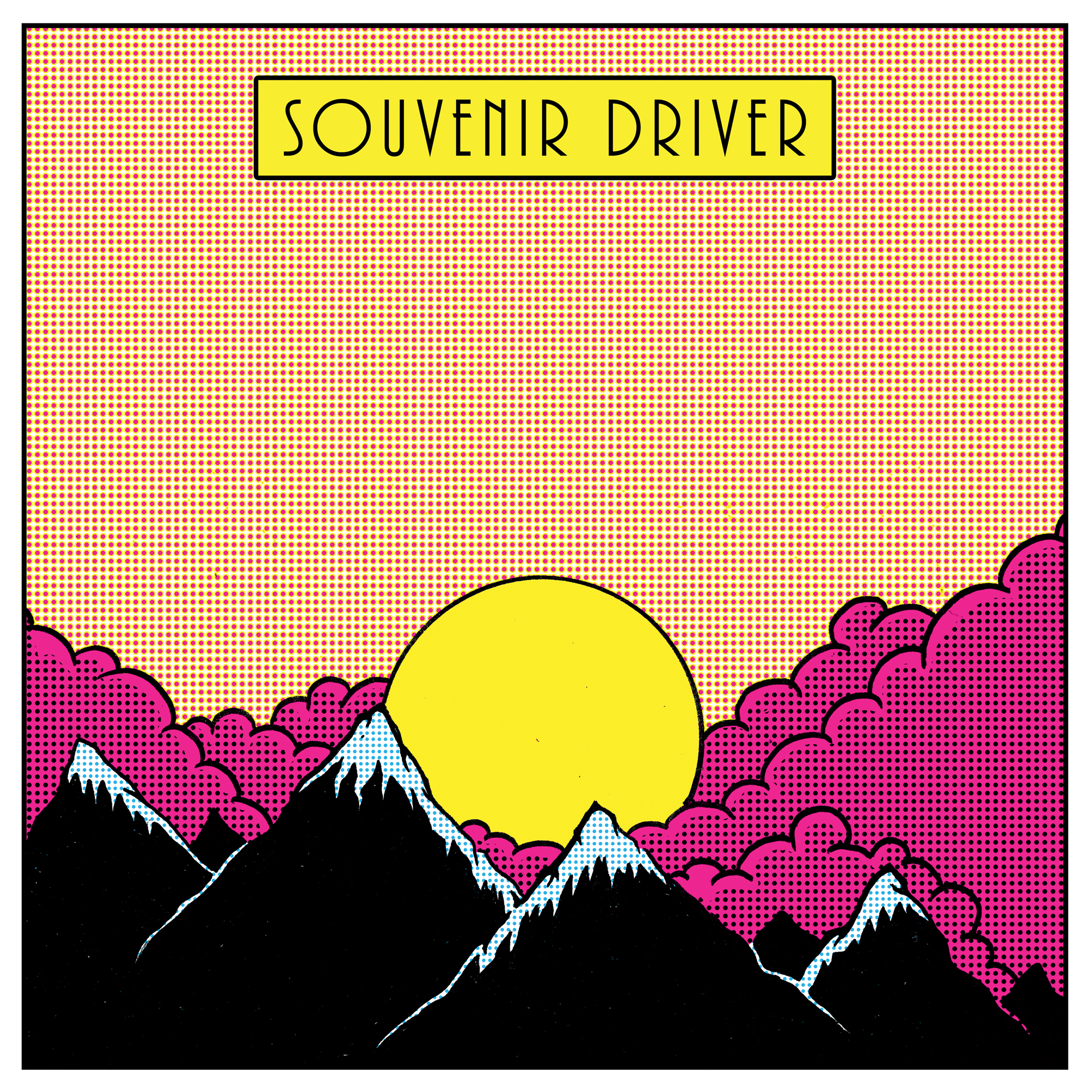 souvenir driver lpcover Portlands Souvenir Driver share their new self titled album: Stream
