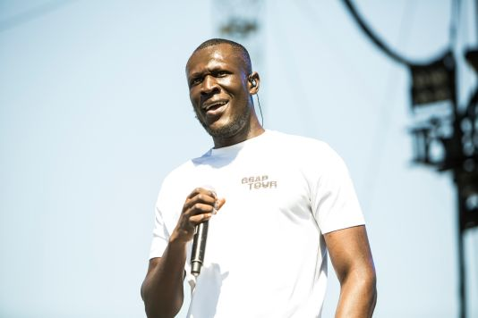 Stormzy // Photo by Philip Cosores
