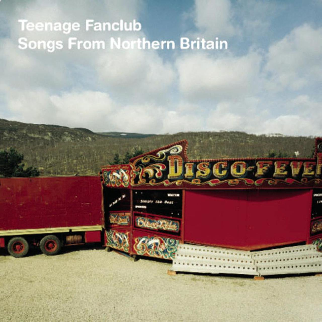 teenage fanclub Top 50 Albums of 1997