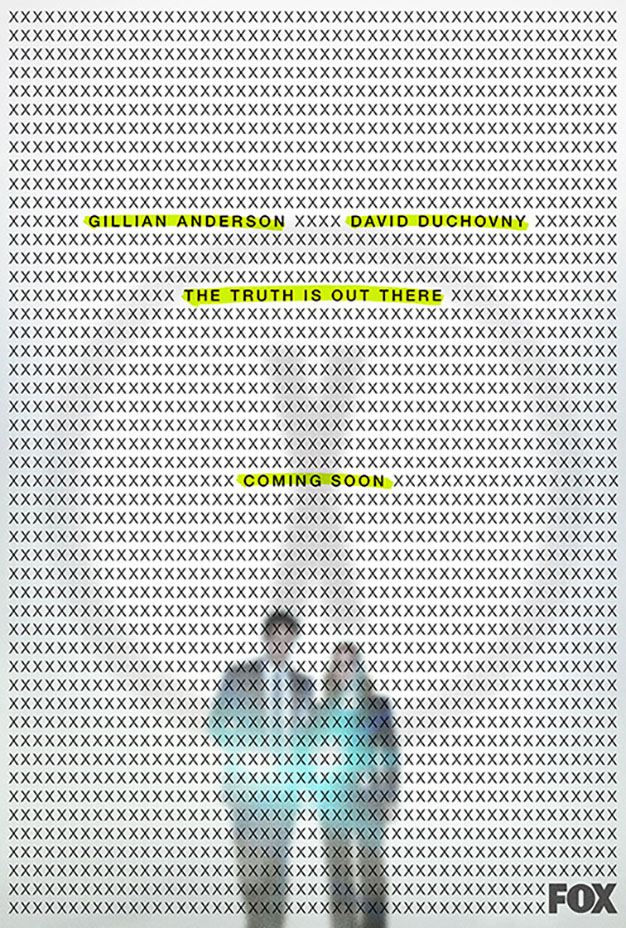 the x files teaser The X Files re opened again, Fox orders 10 more episodes