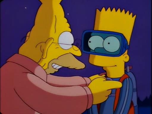 thecurseoftheflyinghellfish The Simpsons Top 30 Episodes