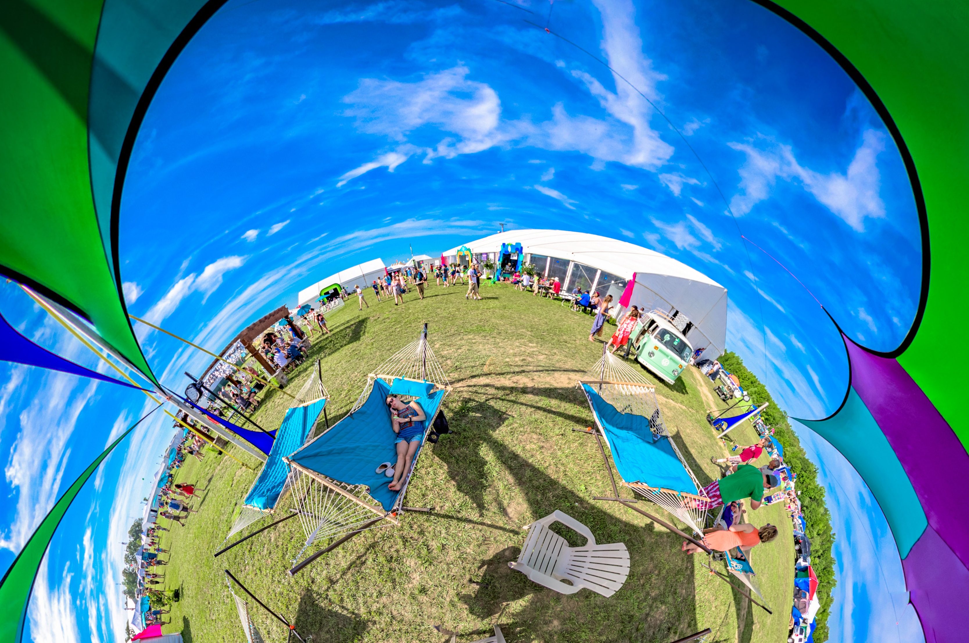 vip camping hammocks copy Win VIP tickets to Bonnaroo Music Festival 2017