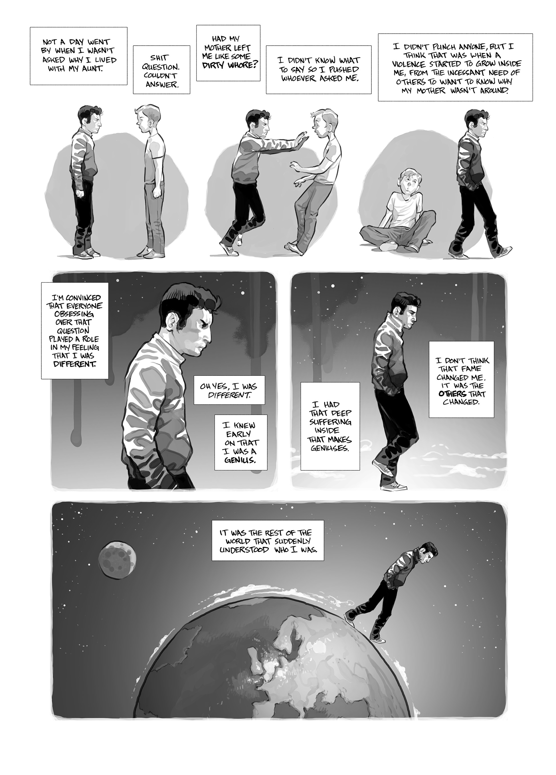 029 Graphic novel recounting John Lennons New York years previewed in new trailer    watch