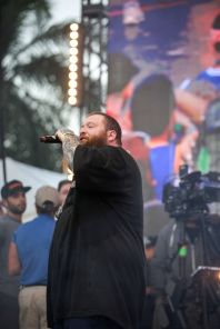 Action Bronson // Photo by Cat Miller