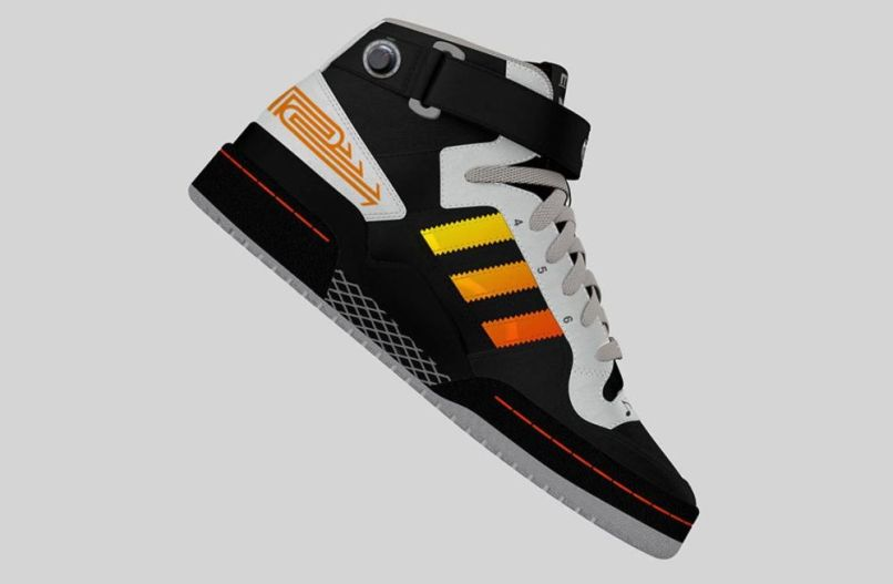adidas tr 808 prototype 4 This adidas shoe design has a  Roland TR 808 drum machine built right in