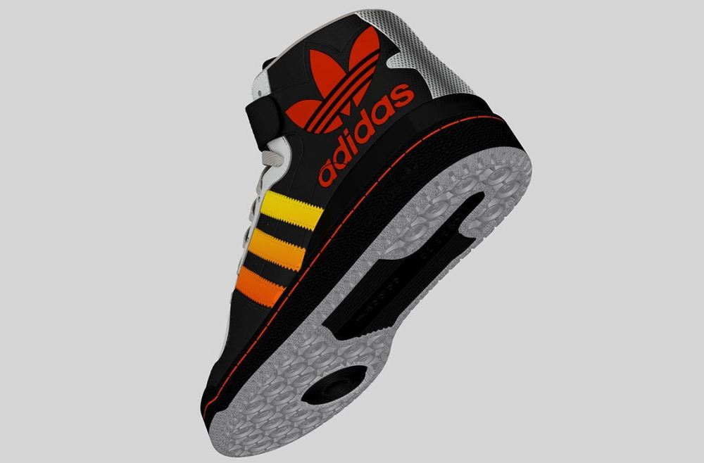 adidas tr 808 prototype 6 This adidas shoe design has a  Roland TR 808 drum machine built right in