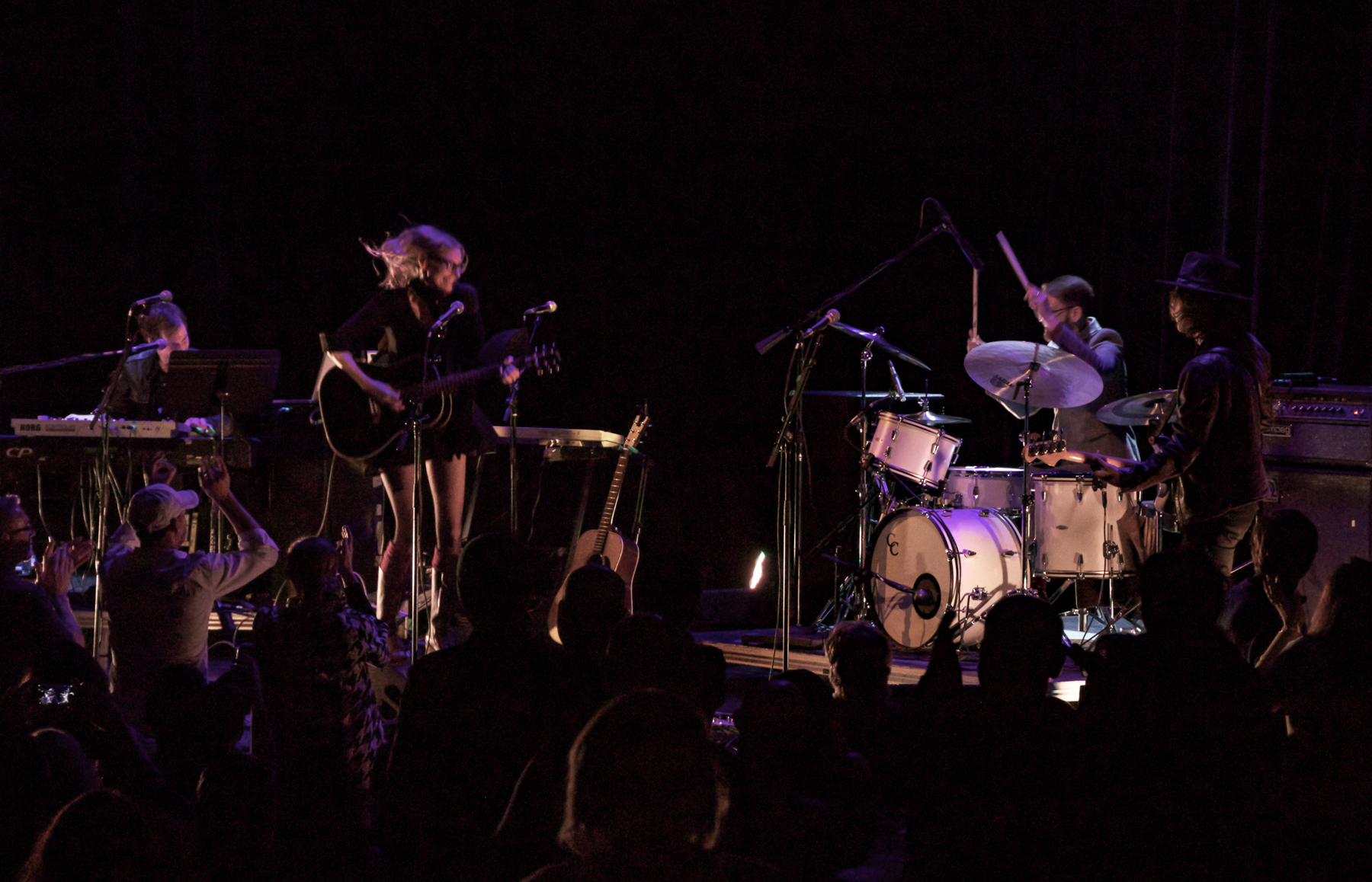 aimee mann 19 lior phillips Live Review: Aimee Mann at Chicago's Park West (4/29)