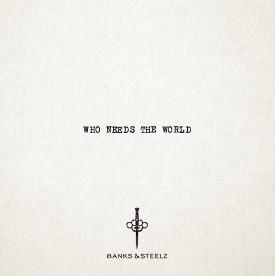 banks steelz new song Interpol's Paul Banks and RZA share new collaborative song Who Needs the World    listen