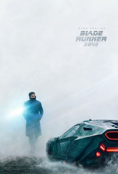 blade runner 2049 poster gosling Here are two new swanky posters for Blade Runner 2049