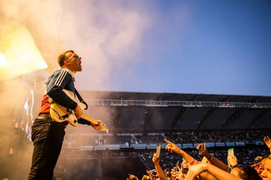 Cage the Elephant // Photo by Philip Cosores