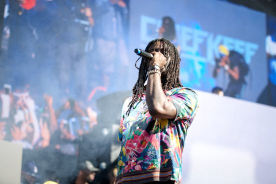 Chief Keef // Photo by Cat Miller