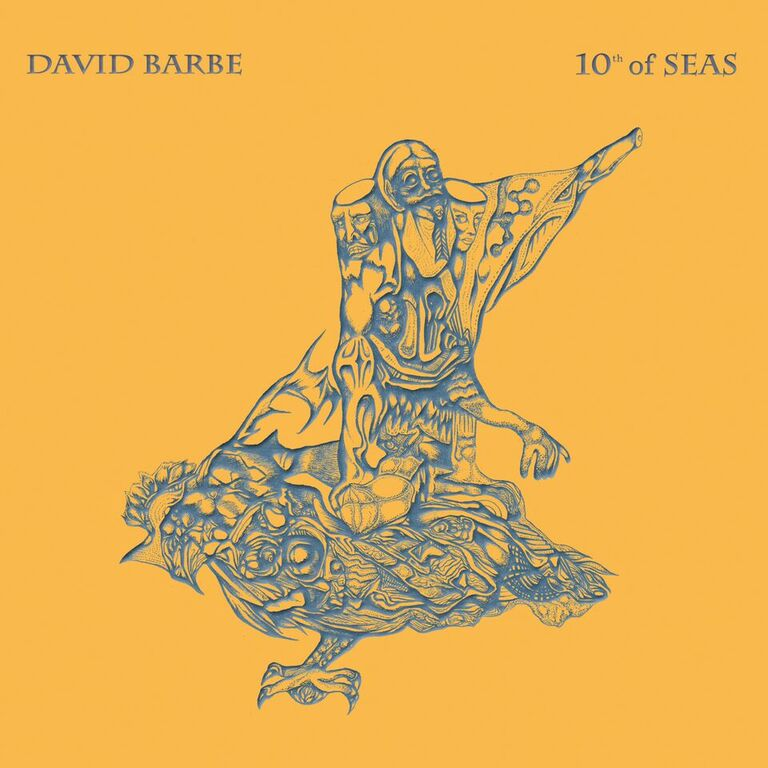 cover 1500x David Barbe announces comeback album, 10th of Seas, shares Portuguese Door — listen