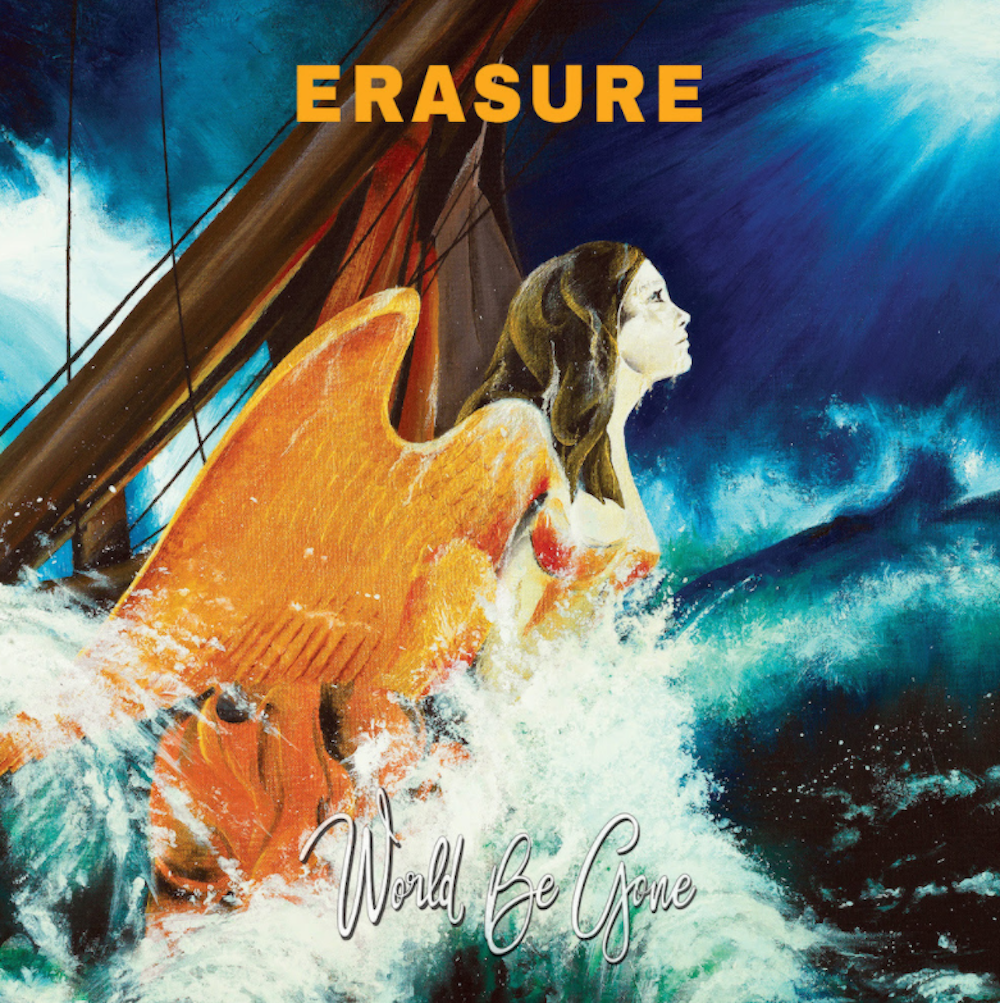 erasure world be gone stream album download listen Erasure release new album World Be Gone: Stream/download