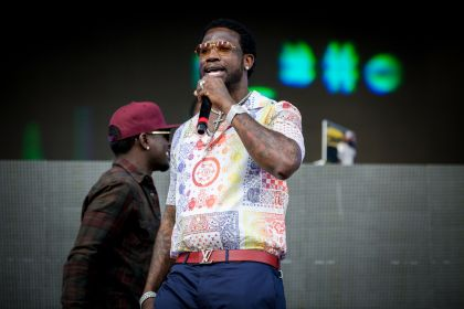 Gucci Mane // Photo by Cat Miller
