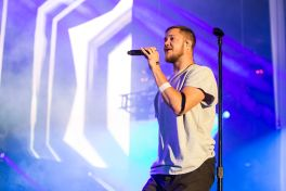 Imagine Dragons // Photo by Philip Cosores
