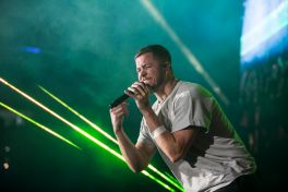 Imagine Dragons, photo by Philip Cosores