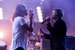 Incubus and Cage the Elephant // Photo by Philip Cosores