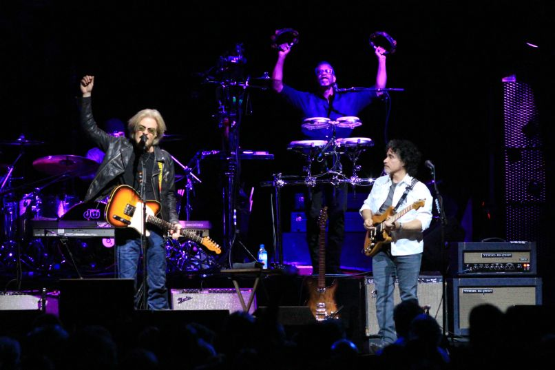 Hall and Oates, photo by Heather Kaplan