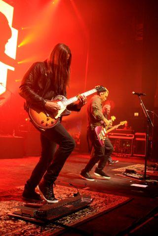 Live Review: Bush, The Kickback at Chicago's Riviera Theatre (5/15)