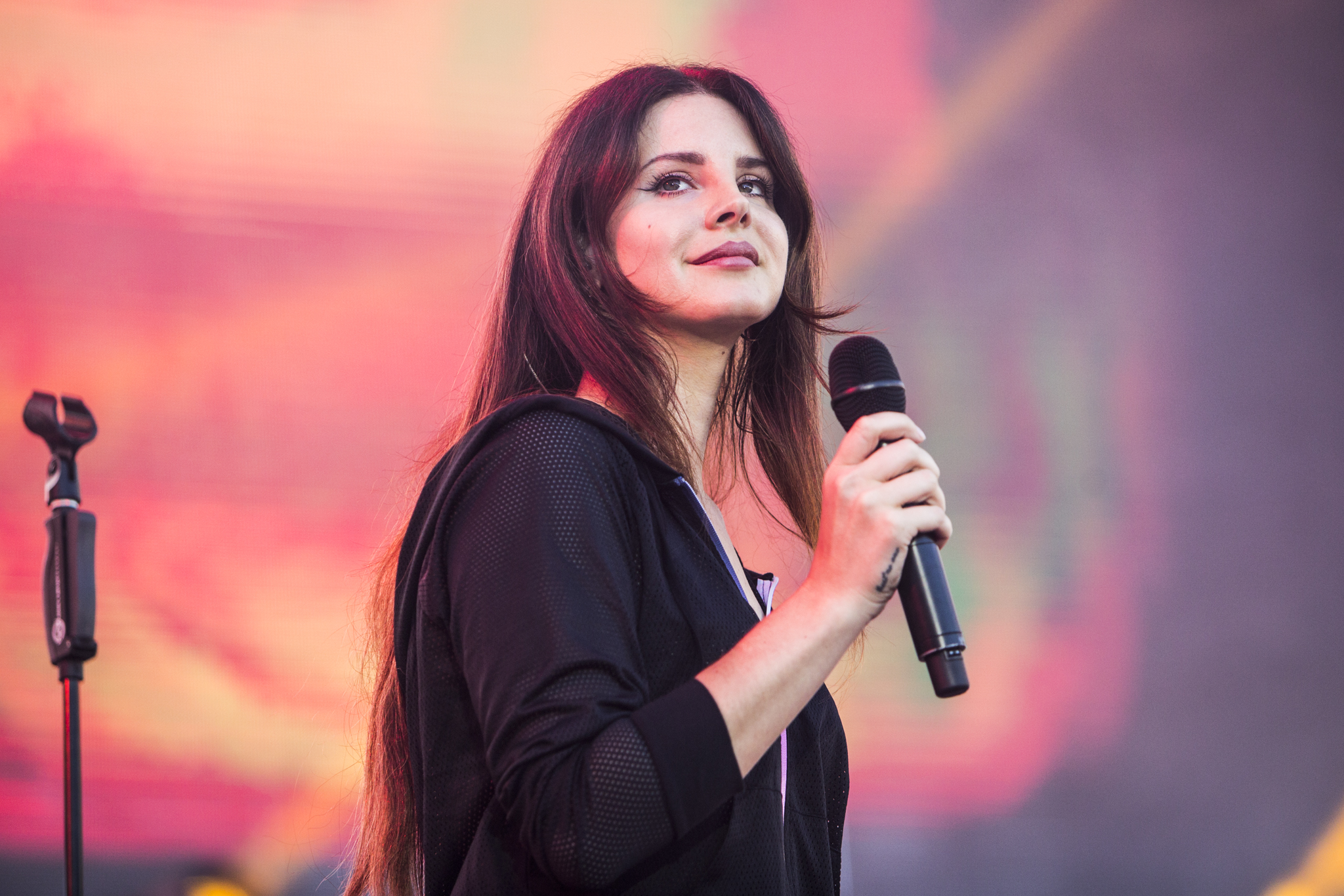 Lana Del Rey, photo by Philip Cosores