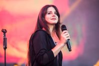 Lana Del Rey, photo by Philip Cosores