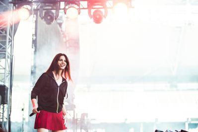 Lana Del Rey // Photo by Philip Cosores