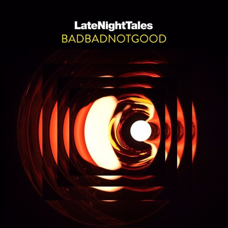 late night tales badbadnotgood artwork BadBadNotGood share cover of Andy Shauf's To You    listen