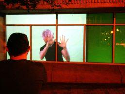 """Michael Stipe's """"Jeremy Dance"""" // Photo by Cap Blackard"""
