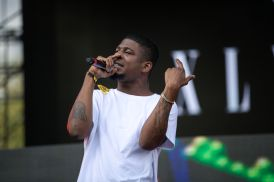 Mick Jenkins // Photo by Cat Miller