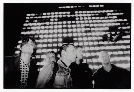 Radiohead, photo by Tom Sheehan