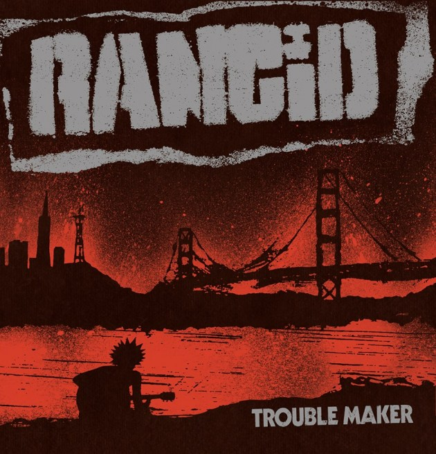 rancid trouble maker Rancid announce new album, Trouble Maker, share Ghost of a Chance    listen