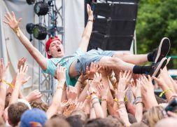 Shaky Knees Music Festival, Day 1 // photo by David Brendan Hall