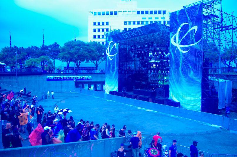 sunday rain1 Movement 2017 Festival Review: The Top 10 Performances