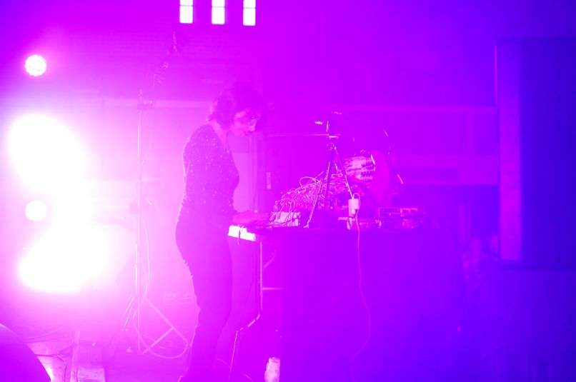 suzanneciani2  photobycapblackard The Five Most Unique Experiences at Moogfest 2017
