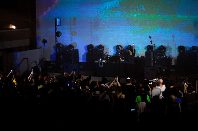 suzanneciani4  photobycapblackard The Five Most Unique Experiences at Moogfest 2017